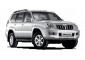 Toyota Land Cruiser (120)-Prado 2002-2009 Ленд Крузер Прадо