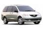 Mazda MPV 2 (LW) 1999-2006 Мазда МПВ