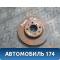 Диск тормозной передний правый Opel Agila B 2008> Агила Б